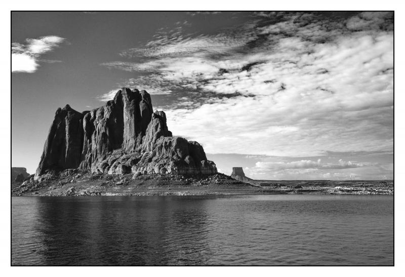 Lac Powell - © Paul André Pichard